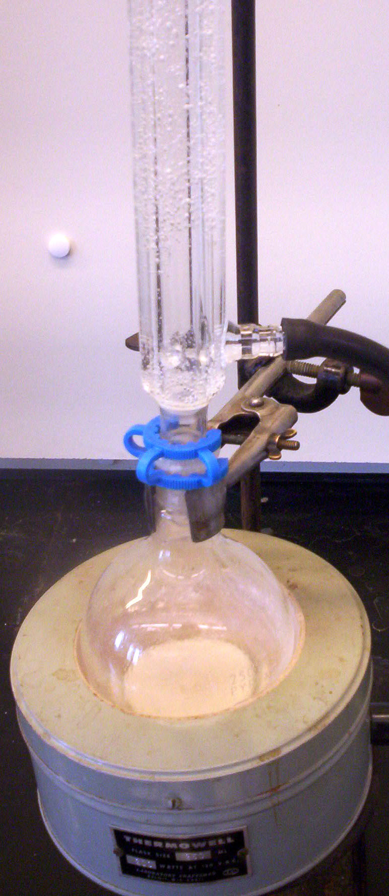synthesis of esters lab